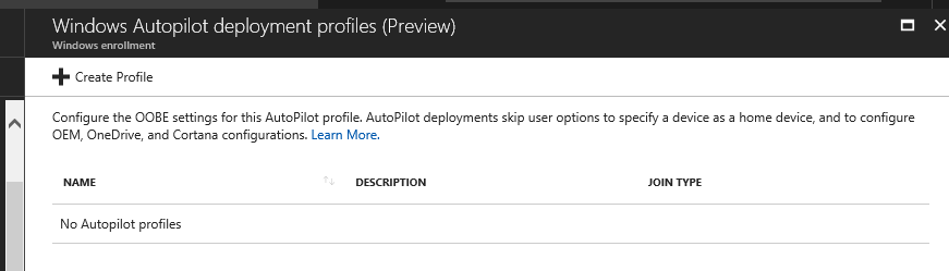 Windows 10 Auto Pilot simplified – sukhdeepblogs
